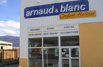 magasin Arnaud et Blanc