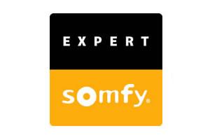Logo alarme expert somfy