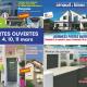 Portes ouvertes le 3, 4, 10 et 11 mars Arnaud et Blanc