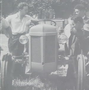 Tracteur 1948 Arnaud et Blanc