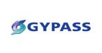 Gypass logo bleu