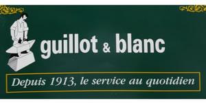 Création de Guillot & Blanc sarl en 1966 Arnaud et Blanc