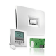 Alarme blanche programmable pour appartement Somfy