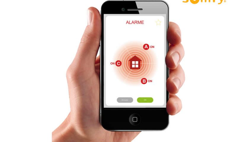 Alarme Maison Connect 233 E Iphone Ventana Blog