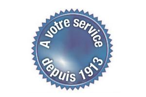 ARNAUD & BLANC logo qualité 300 x 200