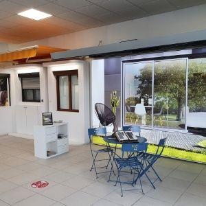 ARNAUD ET BLANC - Histoire - nouveau showroom - 15 ans après